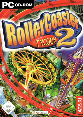 RollerCoaster Tycoon 2: Triple Thrill Pack PC STEAM KEY - INSTANT DELIVERY 24/7