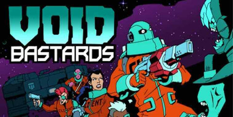 Void Bastards - PC Global Steam Key - INSTANT DELIVERY 24/7 🔑🕹🎮