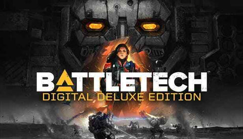 BATTLETECH: Digital Deluxe Edition PC KEY (Steam) - INSTANT DELIVERY 24/7 🔑🕹🎮