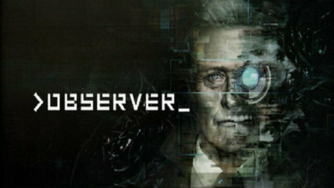 >observer_ PC & MAC *STEAM CD-KEY* - INSTANT DELIVERY 24/7 🔑🕹🎮
