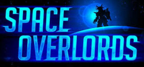 Space Overlords  - Steam Key PC - INSTANT DELIVERY 24/7