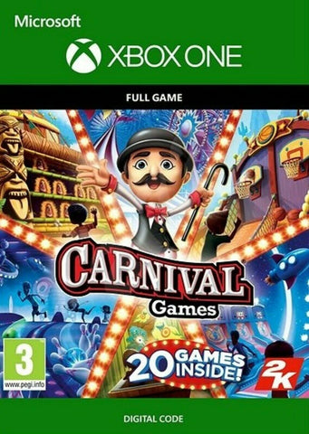 Carnival Games (Xbox One) Xbox Live Key GLOBAL - INSTANT DELIVERY 24/7 🔑🕹🎮