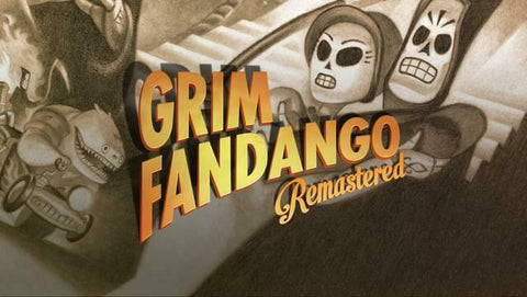 Grim Fandango Remastered [PC] Steam Download Key - INSTANT DELIVERY 24/7
