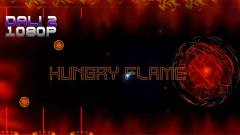 Hungry Flame Game PC & MAC *STEAM CD-KEY* - INSTANT DELIVERY 24/7 🔑🕹🎮