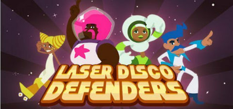 Laser Disco Defenders Steam Key - INSTANT DELIVERY 24/7