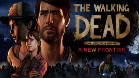 The Walking Dead: A New Frontier [PC] Steam Key- INSTANT DELIVERY 24/7 🔑🕹🎮