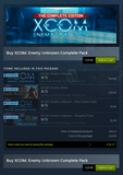 XCOM: Enemy Unknown Complete Pack PC & MAC - INSTANT DELIVERY 24/7