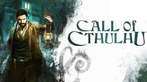 Call of Cthulhu [PC] Steam Download Key - INSTANT DELIVERY 24/7