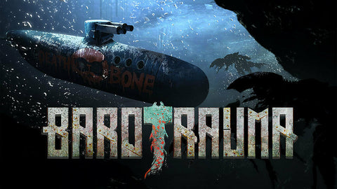 Barotrauma PC Steam GLOBAL 100% SECURE **FAST DELIVERY**
