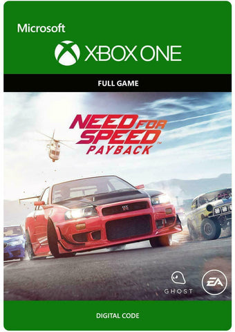 NEED FOR SPEED PAYBACK XBOX ONE FULL GAME KEY