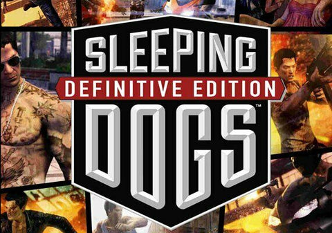 Sleeping Dogs Definitive Edition PC KEY REGION FREE (steam)