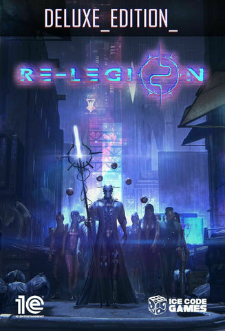 Re-Legion Deluxe Edition - Region Free Steam PC Key - INSTANT DELIVERY 24/7 🔑🕹🎮