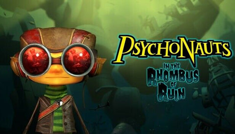 Psychonauts In the Rhombus of Ruin, VR Game PC Steam - INSTANT DELIVERY 24/7
