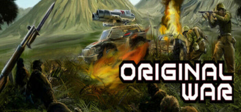 Original War PC *STEAM CD-KEY* - INSTANT DELIVERY 24/7 🔑🕹🎮