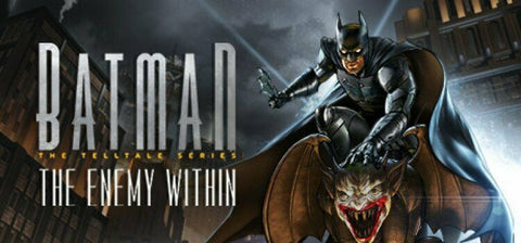 Batman: The Enemy Within + DLC  Steam Key PC [Global] - INSTANT DELIVERY 24/7 🔑🕹🎮