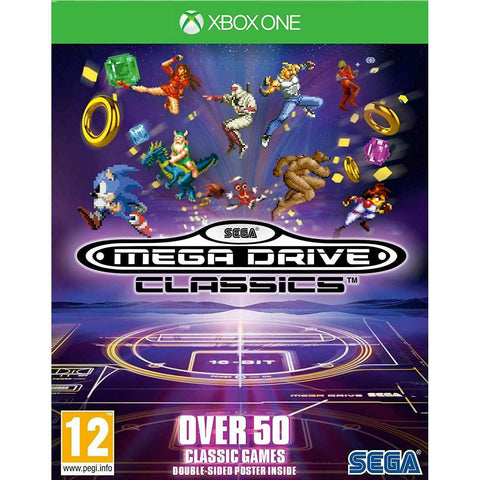 SEGA MEGA DRIVE CLASSICS XBOX ONE (UK Region) Digital Download Key Code