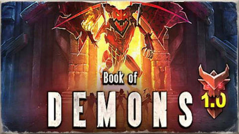 Book Of Demons PC Steam Key NEW Region Free - INSTANT DELIVERY 24/7