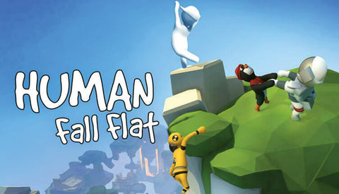 Human: Fall Flat (PC / MAC) - Steam Key - INSTANT DELIVERY 24/7 🔑🕹🎮