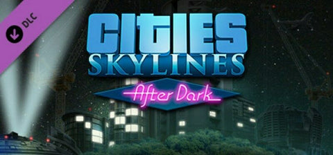 Cities: Skylines - After Dark DLC Steam Key - INSTANT DELIVERY 24/7 🔑🕹🎮
