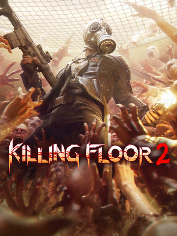 KILLING FLOOR 2 Deluxe Edition PC KEY (Steam) - INSTANT DELIVERY 24/7 🔑🕹🎮