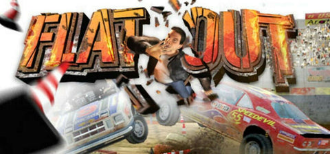 FlatOut PC *STEAM CD-KEY* - INSTANT DELIVERY 24/7 🔑🕹🎮