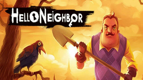 Hello Neighbor (Steam key/Region free/Global/PC) - INSTANT DELIVERY 24/7 🔑🕹🎮