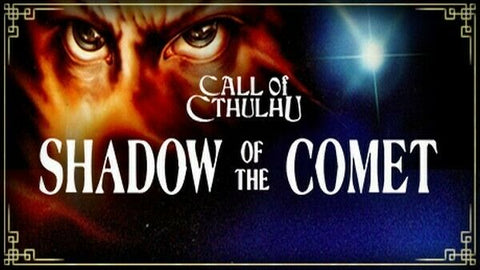 Call of Cthulhu: Shadow of the Comet PC Only £1.45 Steam Key - INSTANT DELIVERY 24/7 🔑🕹🎮