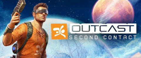 Outcast - Second Contact PC Only Regular price £4.95 Steam Key - INSTANT DELIVERY 24/7 🔑🕹🎮