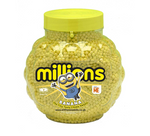 Millions Banana Candy Jars - 2.27kg