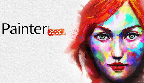 Corel Painter 2020  - Download and Lifetime License Key PC & MAC