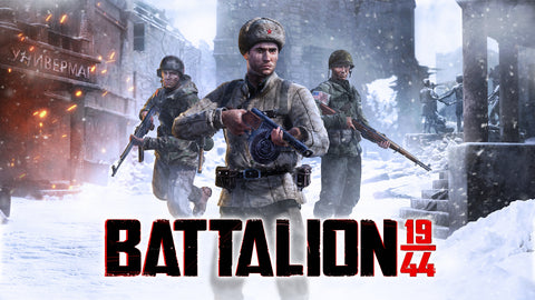 Battalion 1944 Steam Key Digital Download PC [Global]- INSTANT DELIVERY 24/7 🔑🕹🎮