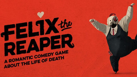 FELIX THE REAPER - Steam Key Global- INSTANT DELIVERY 24/7 🔑🕹🎮
