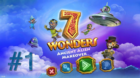 7 Wonders: Ancient Alien Makeover - PC Steam Key - INSTANT DELIVERY 24/7 🔑🕹🎮