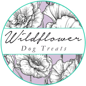 Wildflower Dog Treats