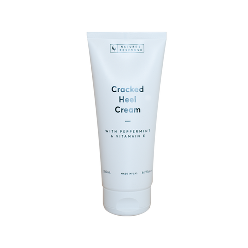Nature's Response Cracked Heel Cream 200ml