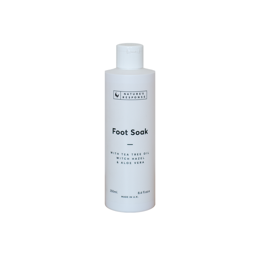 Nature's Response Foot Soak 250ml