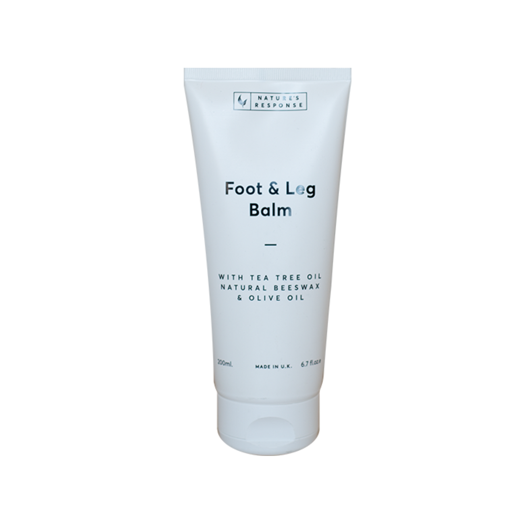 Nature's Response Foot & Leg Balm 200ml