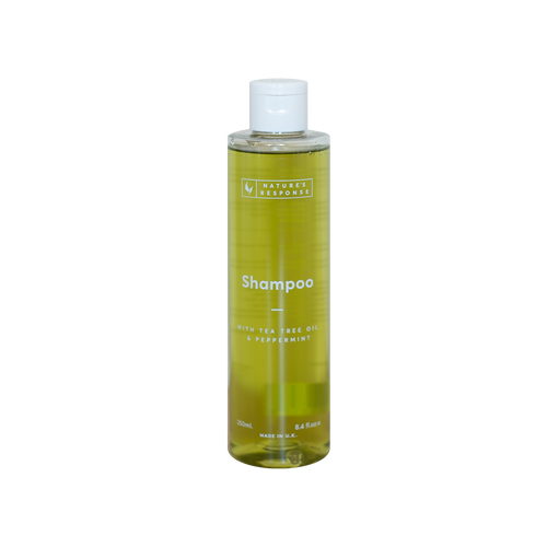 Nature's Response Shampoo with Peppermint 250ml