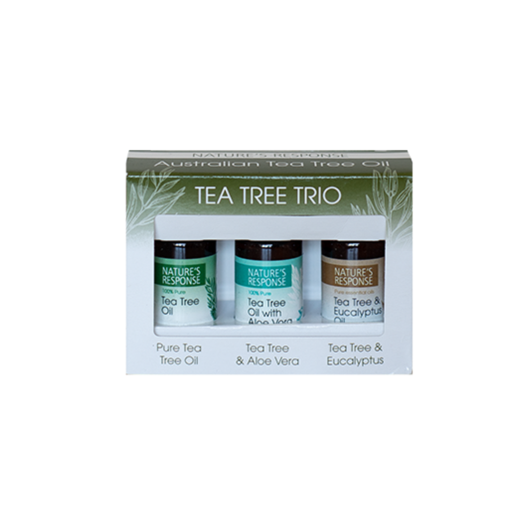 Nature's Response Tea Tree Trio 10ml