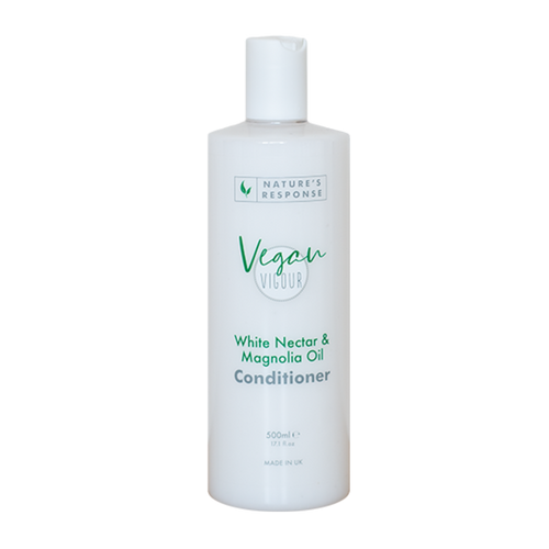 Nature's Response Vegan Vigour Sweet Nectar & Magnolia Conditioner 500ml