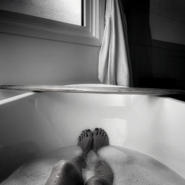 Take care with a restorative soak