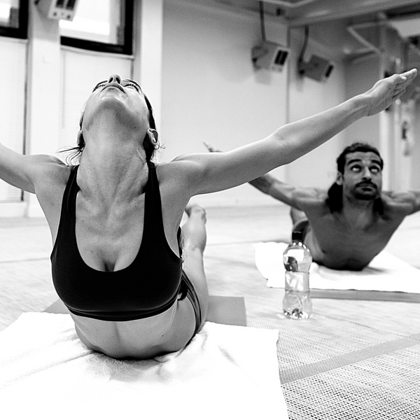 What is Hot Yoga