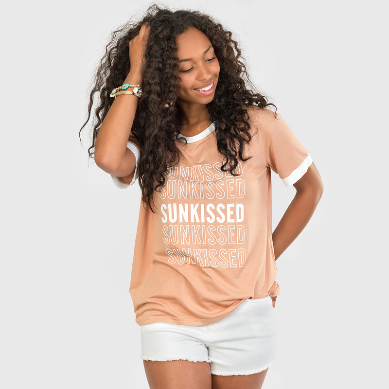 Sunkissed Graphic Tee