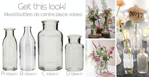 Bottle Vases