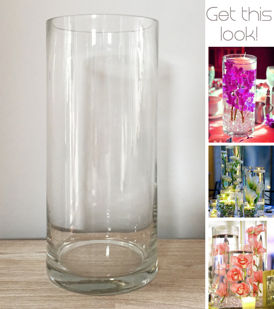 cylinder vases vase flowers pin and glass x