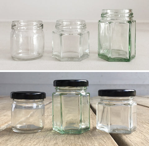Mini Preserve Jars
