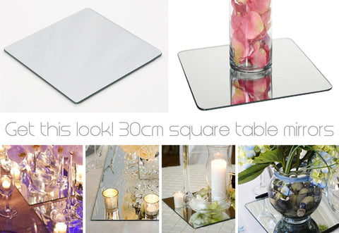 Display Mirror - 30cm Square