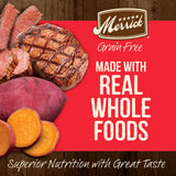 Merrick Grain Free Bison, Beef & Sweet Potato Dry Dog Food
