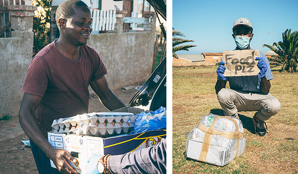 J-Bay is surfing the community and feeding the hungry!