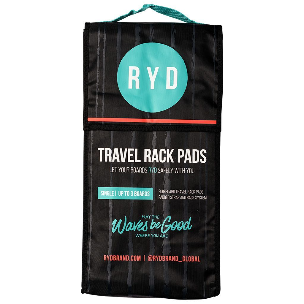 Single Travel Rack Pads